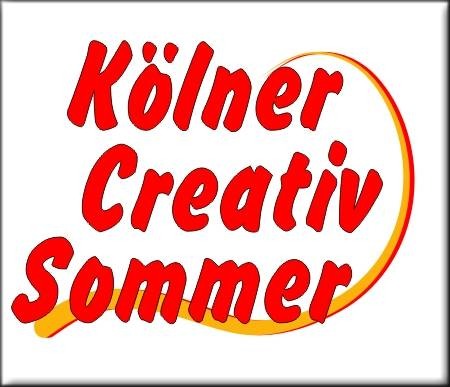 Bildergebnis für kölner creativ sommer logo